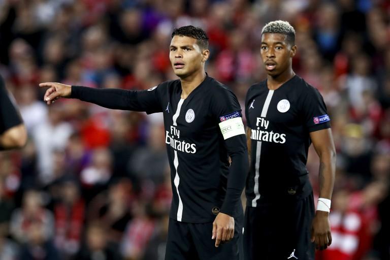 Presnel Kimpembe comme successeur de Thiago Silva au PSG