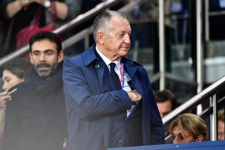 Président de l'OL, Jean-Michel Aulas envisage de piocher au Real Madrid.