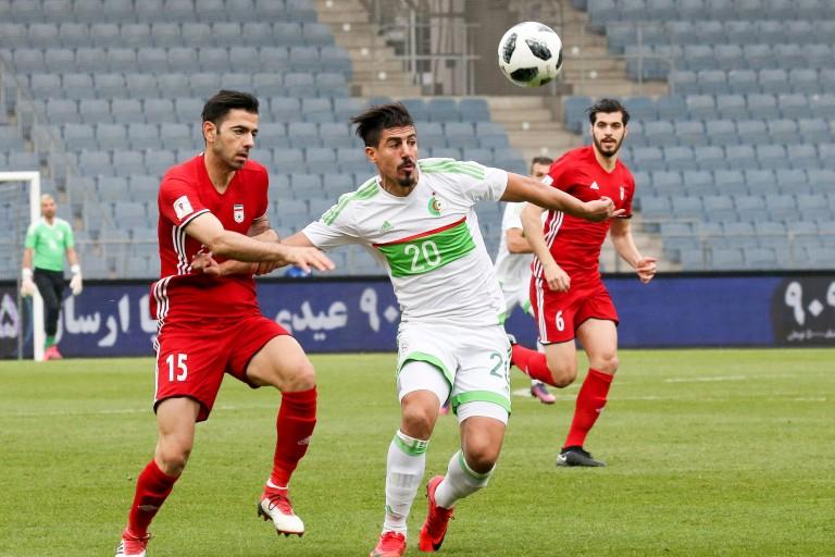 Algérie : Baghdad Bounedjah (Al Sadd) intéresse l'OM, le LOSC, l'ASSE, Leicester City, Watford  et des clubs de Bundesliga (Mercato).
