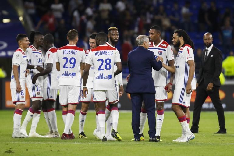 L' OL et l' AS Monaco aux trousses de Nzonzi, joueur de l' AS Rome