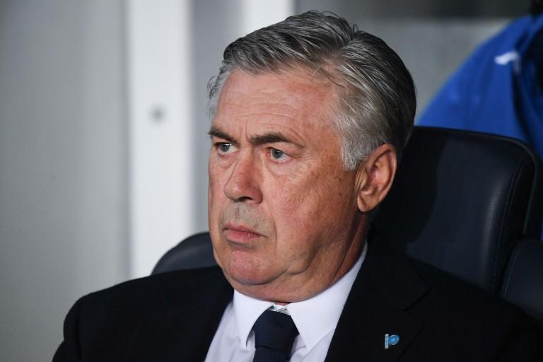 PSG : le SSC Naples continue à faire confiance à Carlo Ancelotti