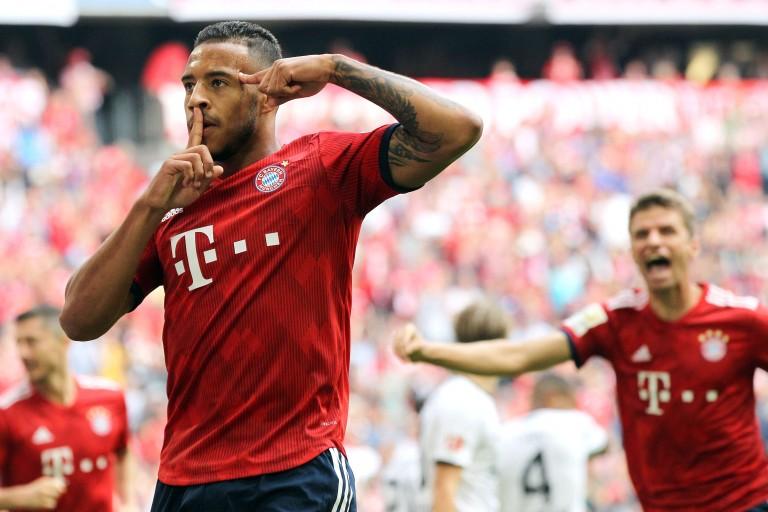 Corentin Tolisso, milieu de terrain du Bayern Munich