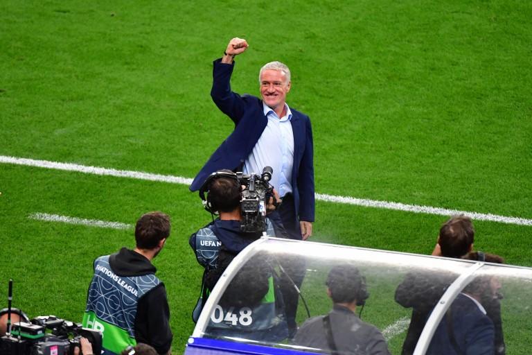L'équipe de France de Didier Deschamps s'est qualifiée pour l'Euro 2020