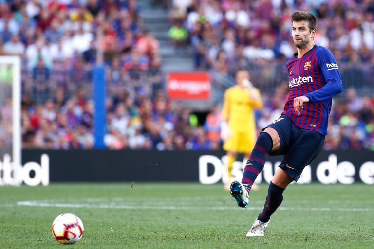 Gerard Piqué jure fidélité indéfectible au Barça