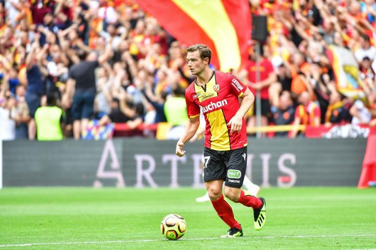 Guillaume Gillet poursuit son aventure avec le RC Lens.