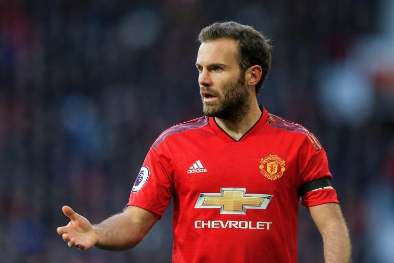 Juan Mata adresse un message à José Mourinho.
