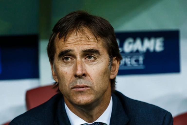 Julen Lopetegui proche d'un retour en Liga.