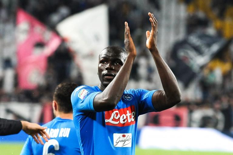 Kalidou Koulibaly, défenseur central au SSC Naples.
