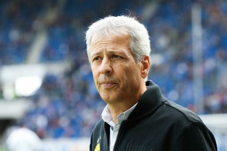 Lucien Favre, entraineur du Borussia Dortmund