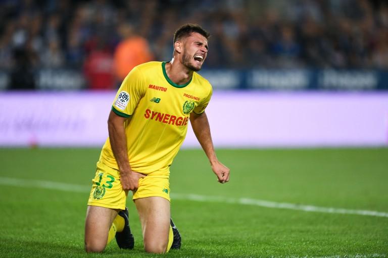 Matt Miazga, défenseur de Chelsea FC prêté au FC Nantes