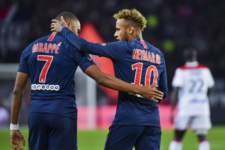 Tuchel pourra compter sur Neymar et Kylian Mbappé contre Liverpool.