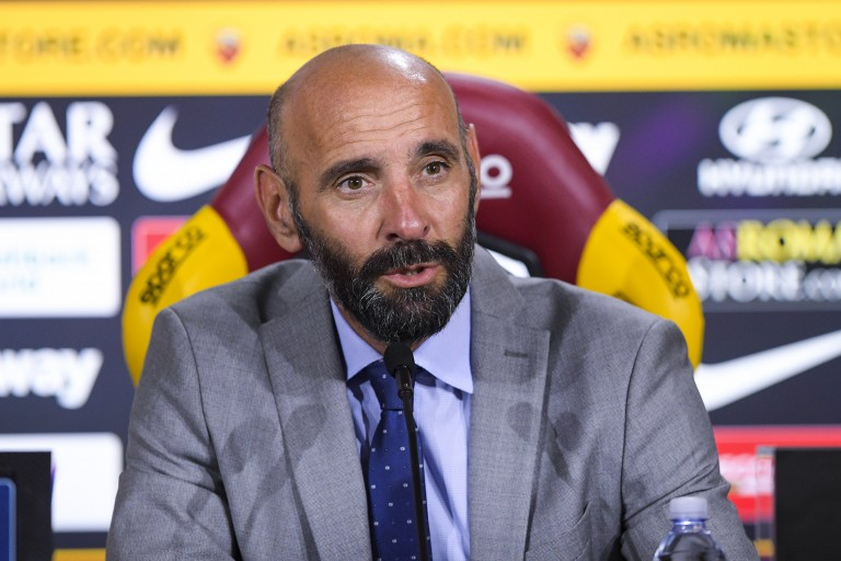 Monchi, directeur sportif de l'AS Rome.