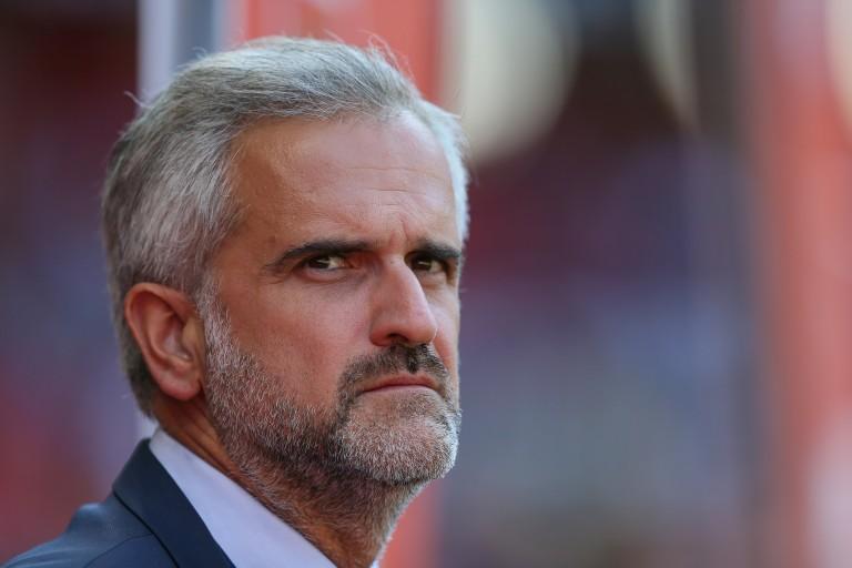 Stéphane Martin, ancien président des Girondins de Bordeaux