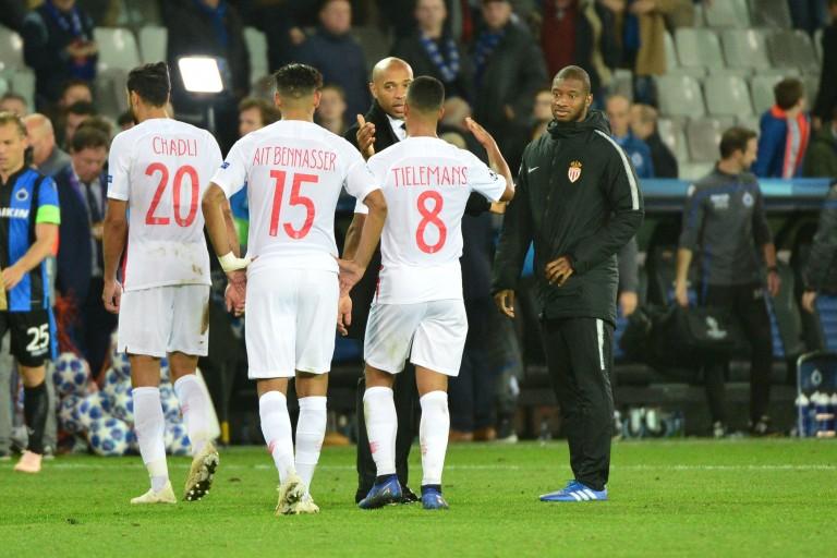 L' AS Monaco vise un retour de Tiémoué Bakayoko, joueur de Chelsea