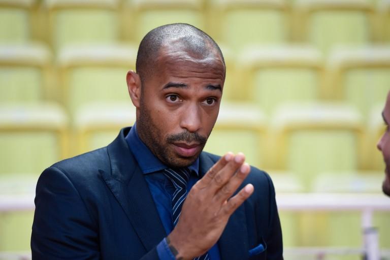 Thierry Henry, nouvel entraineur de l' Impact de Montréal en MLS.