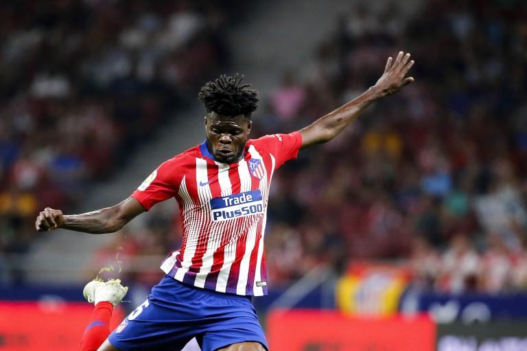 Thomas Partey vers une prolongation à l'Atlético
