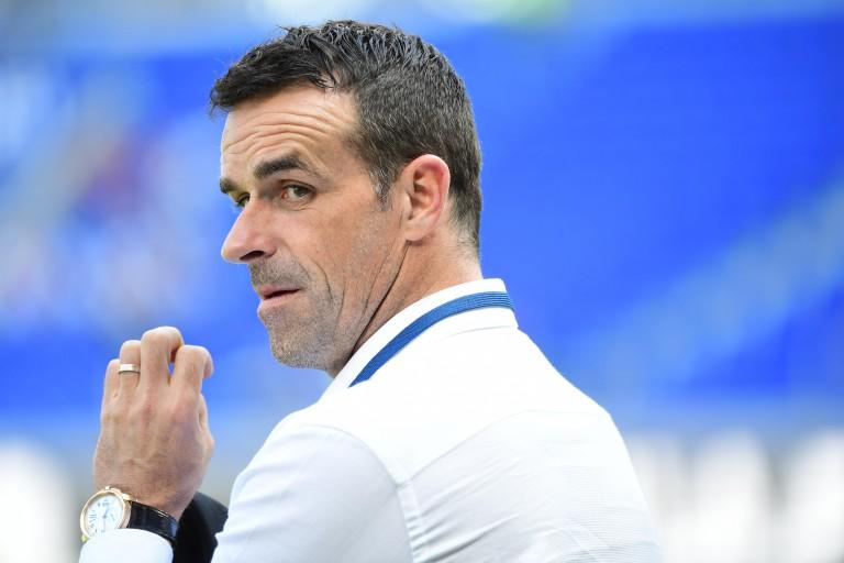 Ulrich Ramé, directeur sportif et technique des Girondins de Bordeaux.