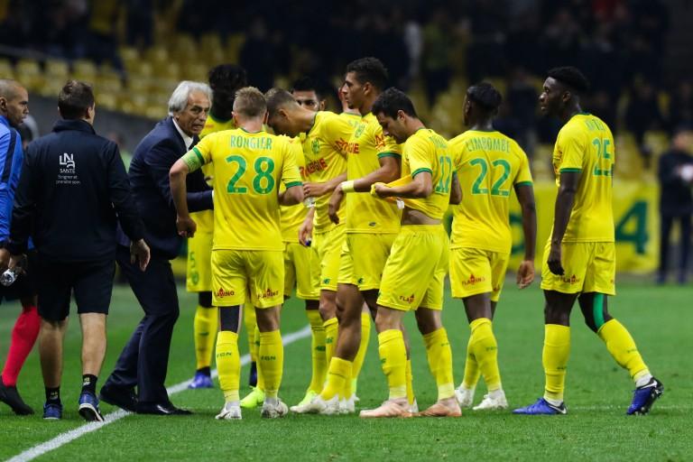 Vahid Halilhodzic et le FC Nantes en 8e de finale de la Coupe de la Ligue.