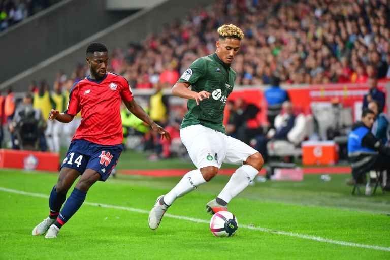 William Saliba va prolonger son contrat avec ASSE.