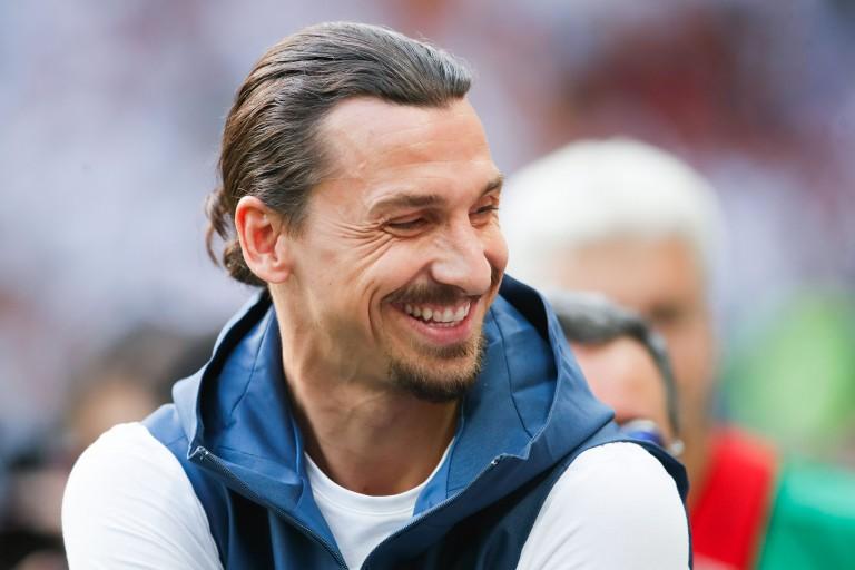 Zlatan Ibrahimovic pourrait faire une pige à l'AC Milan.