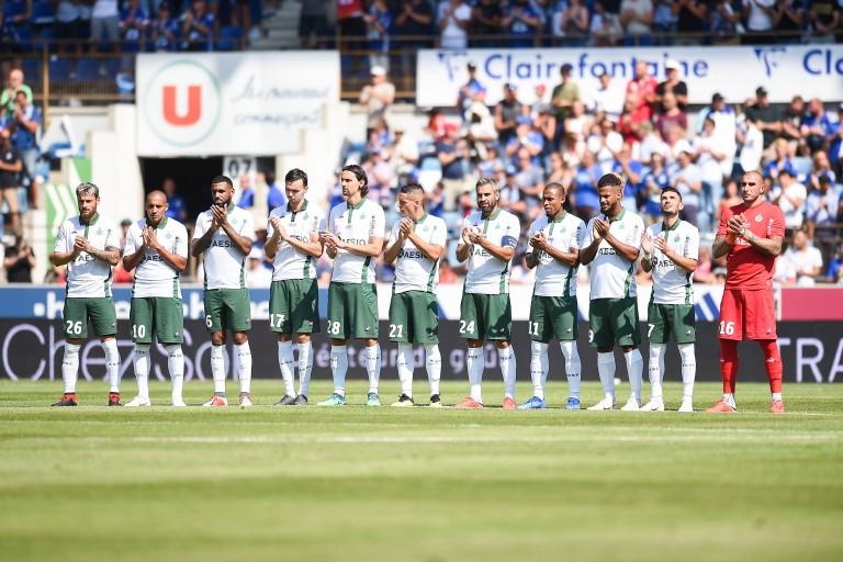L' ASSE affrontera le Havre AC s'il arrivé à éliminer Nîmes en 16e de finale.