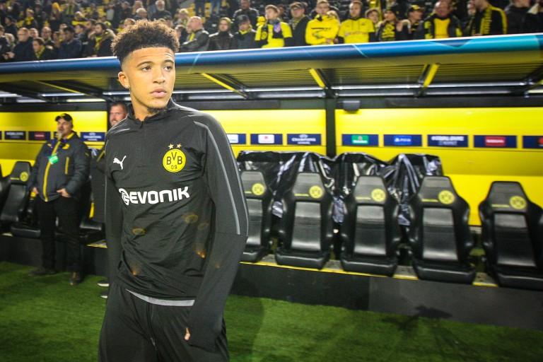 Jadon Sancho parti pour rester à Dortmund