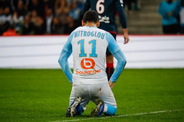 Le passage de Mitroglou à Marseille aura été un énorme échec
