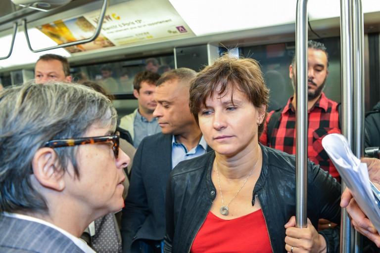Roxana Maracineanu découvre l'ambiance haineuse du Parc des Princes contre l'OM