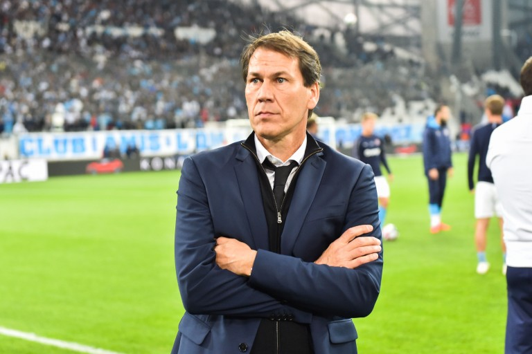 Rudi Garcia ne sera pas le successeur de Sylvinho sur le banc de l'OL.