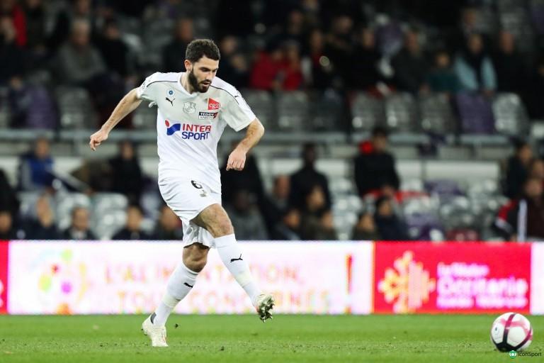Thomas Monconduit d'Amiens SC, ciblé par le RC Lens cet été