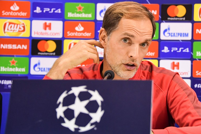 Le coach du PSG Thomas Tuchel inquiet pour Neymar !