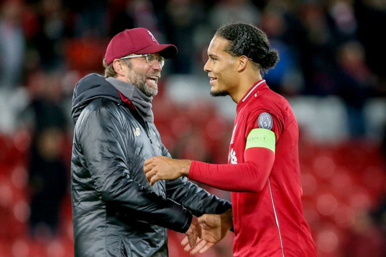 Liverpool : Jürgen voit Messi ou Virgil van Dijk remporter le prochain Ballon d'Or