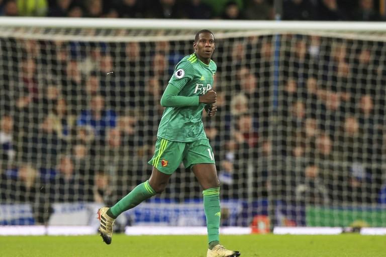 Abdoulaye Doucouré, milieu de terrain de Watford.