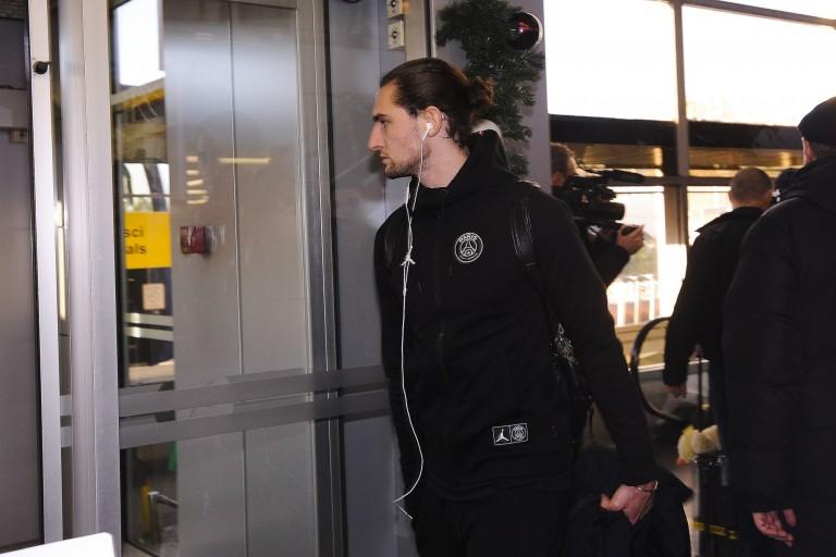 Adrien Rabiot ciblé par Tottenham pour cet hiver.