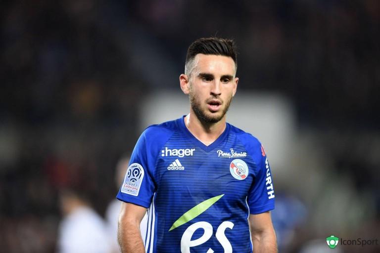 Adrien Thomasson aurait été proposé au Stade Rennais