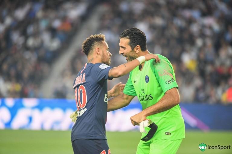 Neymar a promis de donner la Ligue des Champions à Gianluigi Buffon.