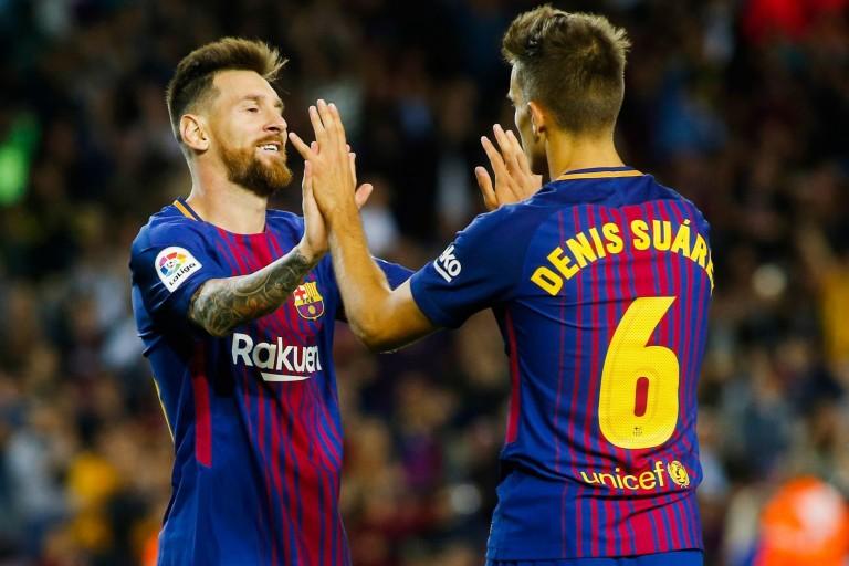 Denis Suarez devrait quitter le FC Barcelone cet hiver