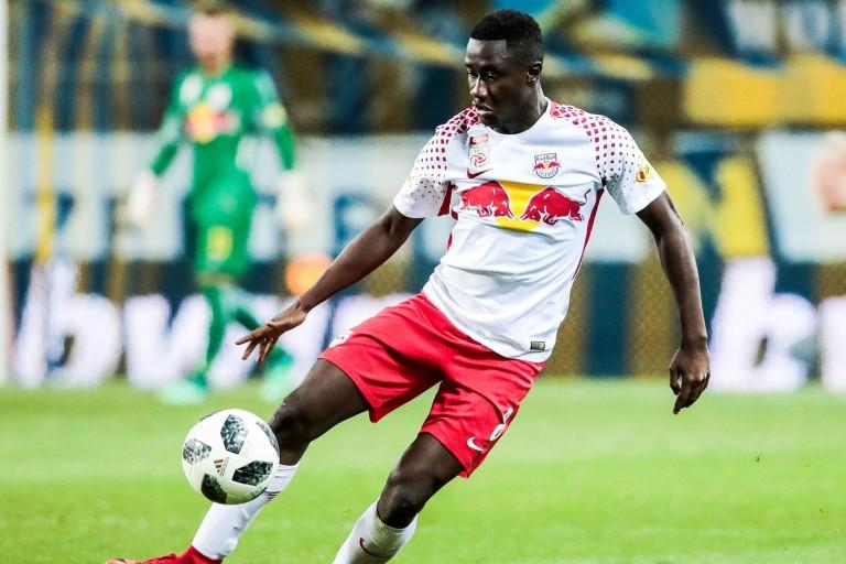 Samassékou, joueur du RB Salzbourg, échappe à l' OM, à l' OL et au PSG pour s'engager avec Hoffenheim