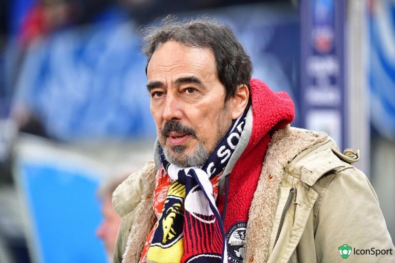 Didier Roustan, journaliste à M6.
