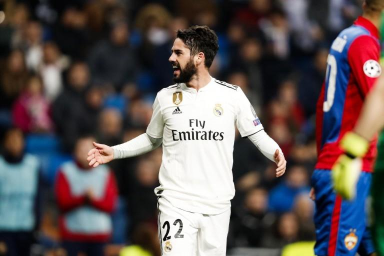 Isco pourrait quitter le Real Madrid.