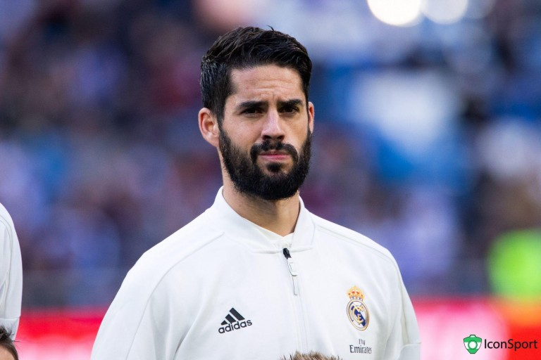 Isco est en grande difficulté au Real Madrid.
