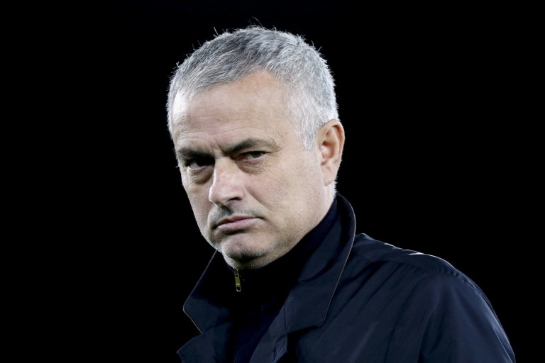 José Mourinho a botté en touche sur la question de l'intérêt de l' OL.
