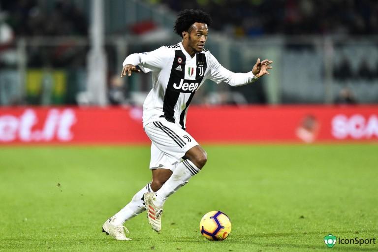 Pour le derby Torino vs Juventus, Massimiliano Allegri devra faire sans Juan Cuadrado.