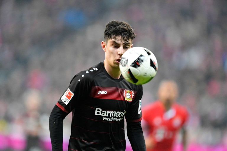 PSG : le Bayer Leverkusen disposé à vendre Kai Havertz en fin de saison