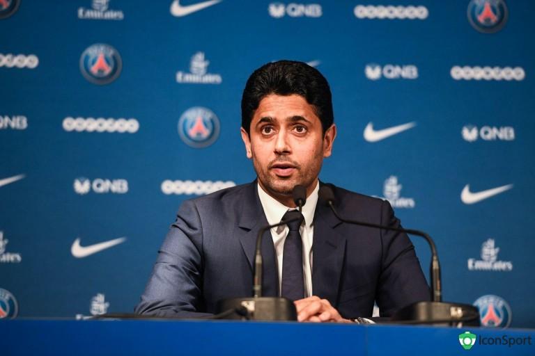Nasser Al-Khelaïfi, président du PSG, élu au Comité exécutif de l'UEFA.