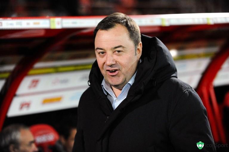 Olivier Delcourt, président du Dijon FCO, a prolongé le contrat de Fouad Chafik.