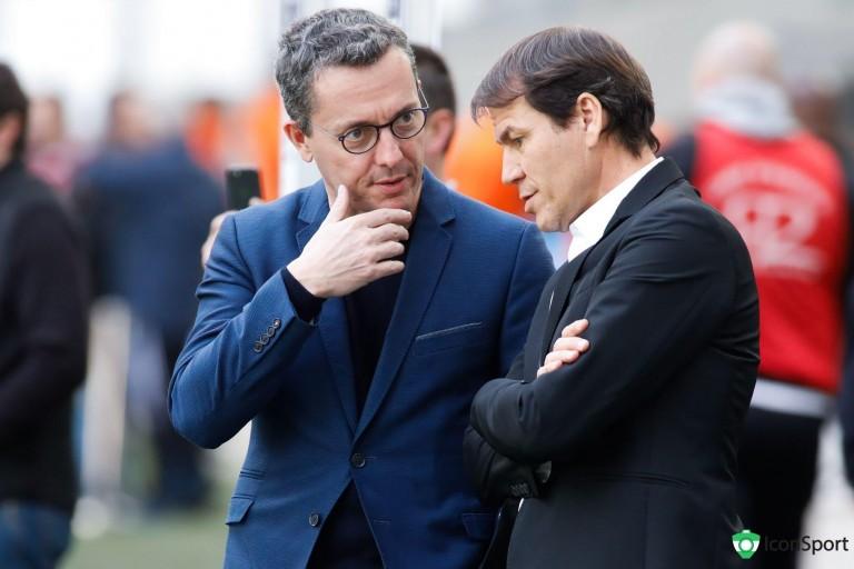 OM : Garcia souhaite le maintien du président Eyruad pendant longtemps