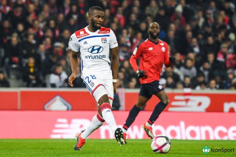 Tottenham aurait entamé les discussion avec l' OL pour Tanguy Ndombele