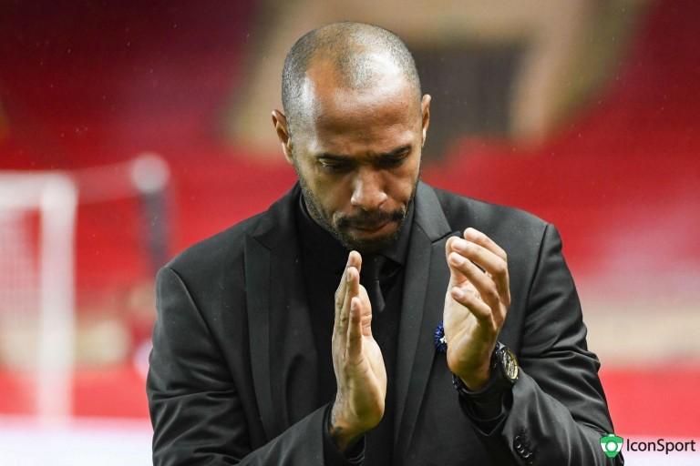 Thierry Henry négocie avec New York Red Bulls.