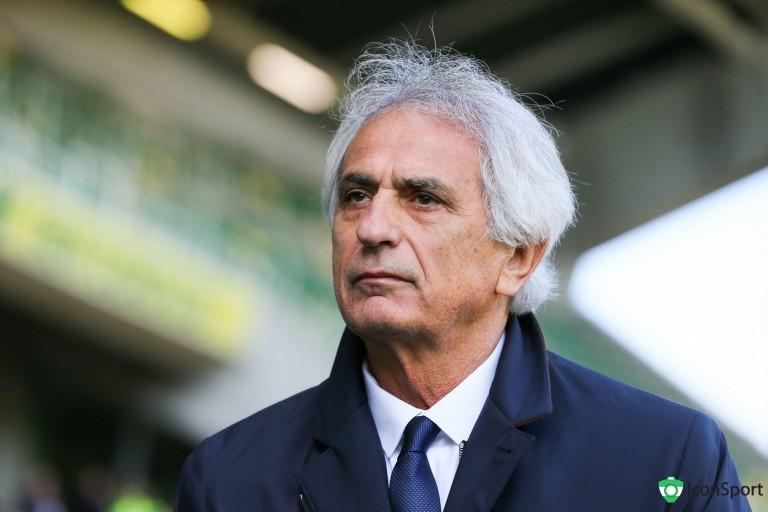 Vahid Halilhodzic, coach du FC Nantes